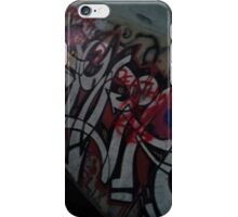 World famous Graffiti tunnel iPhone Case/Skin