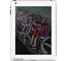 World famous Graffiti tunnel iPad Case/Skin