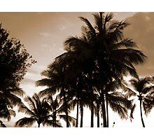 Waikiki Photographic Print