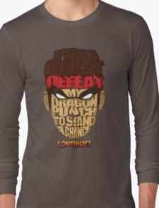 Ryu Wins Long Sleeve T-Shirt