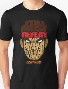 Ryu Wins Unisex T-Shirt