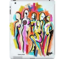 'Goddesses' iPad Case/Skin