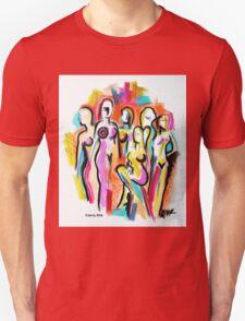 'Goddesses' Unisex T-Shirt