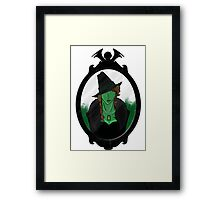 """""""...and Wicked always wins."""" Framed Print"""
