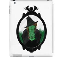 """""""...and Wicked always wins."""" iPad Case/Skin"""