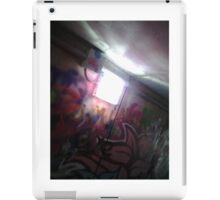 Look to the brighter side of things iPad Case/Skin