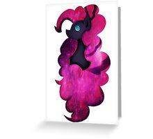 Nightmare - Pinkie pie  Greeting Card