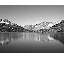 Magnificent Glaciers Photographic Print