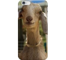 Say Goat Cheese iPhone Case/Skin