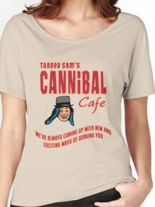 Cannibal Cafe Women's Relaxed Fit T-Shirt