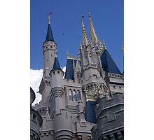 Castle Magic Photographic Print