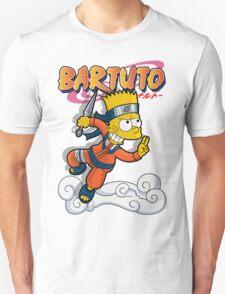Bartuto: Bart Simpson meets Naruto Uzumaki T-Shirt