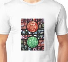Coloured Marbles Unisex T-Shirt