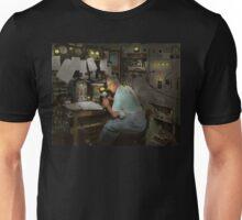 Americana - Radio - The conspiracy expert - 1948 Unisex T-Shirt