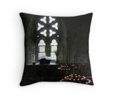 Place of Prayer - Iona Throw Pillow