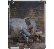 Ancient Indian canon  iPad Case/Skin