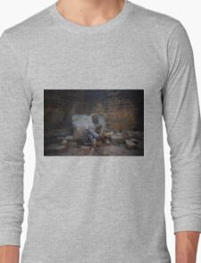 Ancient Indian canon  Long Sleeve T-Shirt