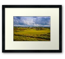 Inverness Golf Club Framed Print