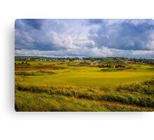 Inverness Golf Club Canvas Print