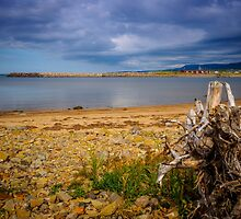 Inverness Beach by mlphoto