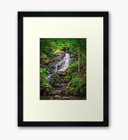 Mackintosh Falls Framed Print