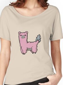Alpacamon - Slowbro Women's Relaxed Fit T-Shirt