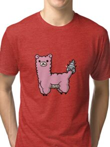 Alpacamon - Slowbro Tri-blend T-Shirt