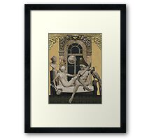 Debauchery Framed Print