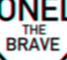 Lonely the Brave Sticker