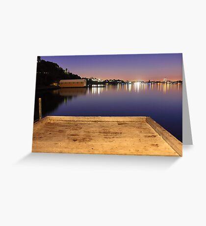 Mosman Bay - Western Australia  Greeting Card