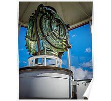 Dingwall Lighthouse Lamp Poster