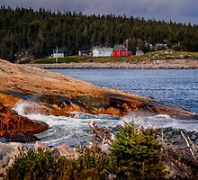 Neals Harbour by mlphoto