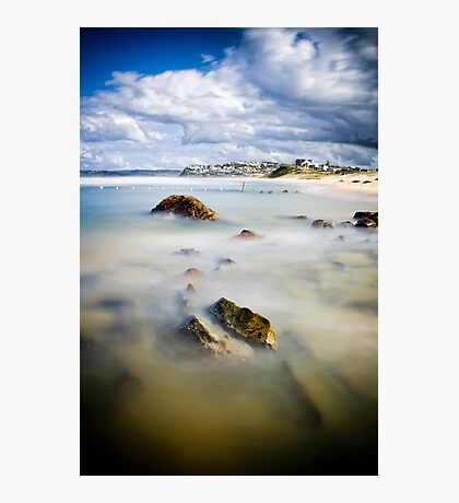 Bar Beach Photographic Print