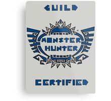 Guild Certified Metal Print