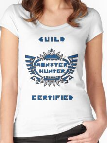 Guild Certified Women's Fitted Scoop T-Shirt