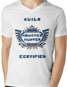 Guild Certified Mens V-Neck T-Shirt