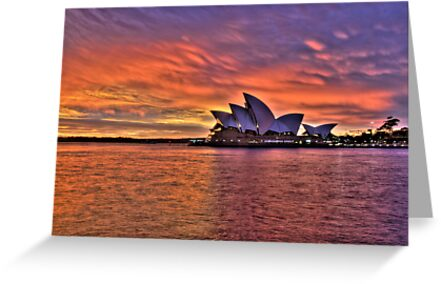 Greeting The Morn - Moods Of A City - The HDR Series by Philip Johnson