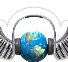 Music world Sticker