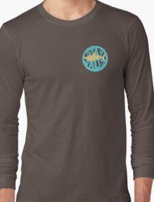 Shark Design Long Sleeve T-Shirt