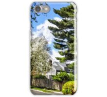Spring Came Late This Year iPhone Case/Skin