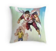 Samaritan Pinup 01 Throw Pillow