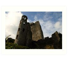 "Blarney Castle Ireland home of the ""Blarney Stone"" Art Print"