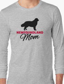 Newfoundland Mom Long Sleeve T-Shirt
