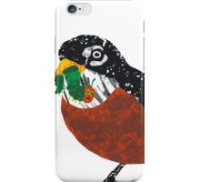 The Very Hungry Robin iPhone Case/Skin