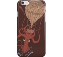 Around the World in 20,000 Leagues iPhone Case/Skin