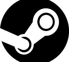 Modern Steam Logo - High Fidelity by branpurn