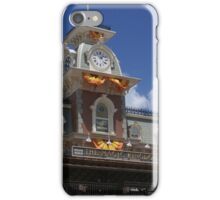 Main Street Station in Fall iPhone Case/Skin