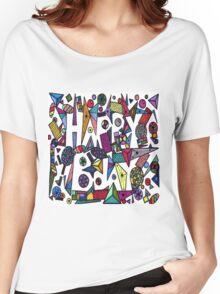 Happy Birthday Hidden Women's Relaxed Fit T-Shirt