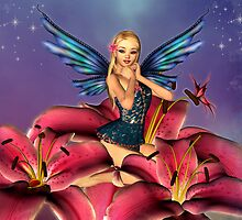 Lily by Rose Moxon