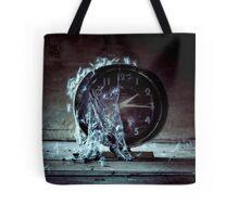 Clocks and Clocks Tote Bag